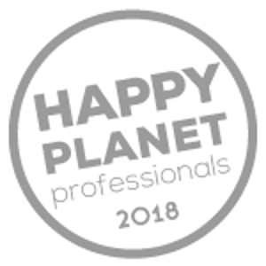 Lid Happy Planet Professionals