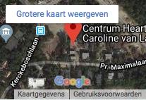Kaart locatie Centrum Heartwork - Zeist